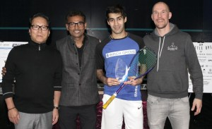 Seattle Open : It's all Tandon in the final