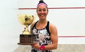 Texas Open : Sobhy retains the title