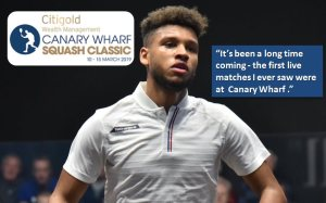 Fallows Fancies Canary Wharf wildcard spot