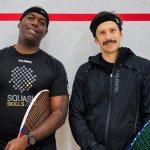 SquashSkills : Forehand technique with Jethro