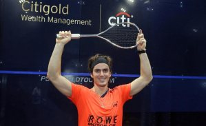 Coll claims Canary Wharf Classic title