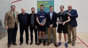 Crawford Boston Open : Masotti takes it