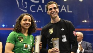 El Gouna International : Welily and Farag win all-Egyptian finals