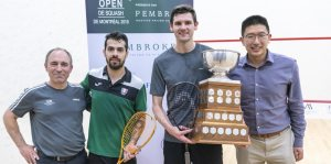 Montreal Open : Waller wins it