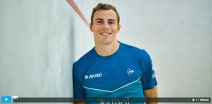 Watch Nick Matthew's ultimate guide to Volleying