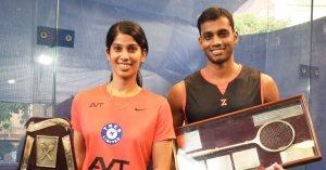 Indian Nationals : Chinappa & Mangaonkar triumph