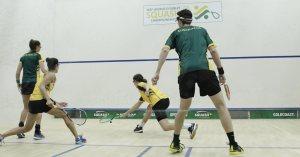 World Doubles Day Three : Semi-Finalists decided