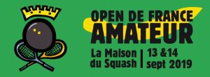 Compete in the French Amateur Open alongside the stars in Nantes …