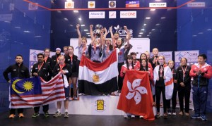 World Junior Teams KL : Seven in a row for Egypt