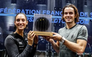 Open de France Nantes : Finals