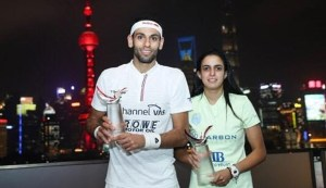 China Open Finals: Mohamed & Nour Champions…
