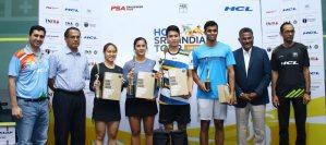 Indian Tour Chennai Leg : Finals