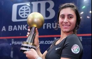 CIB Women's Worlds & Egyptian Open