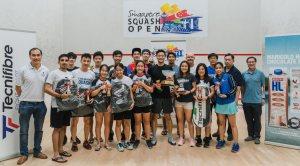 Singapore Open Finals