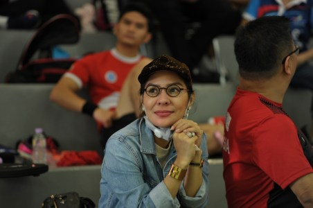 Indonesian Team Manager