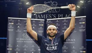 Canary Wharf Classic : ElShorbagy claims a second CW title
