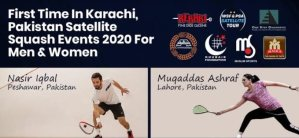 Pakistan Satellite Squash Circuit 2020