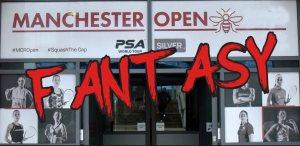 Fantasy Manchester Open : FINALS