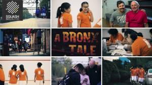 SquashSkills : A Bronx Tale