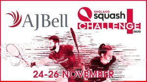 AJ Bell England Squash Challenge : Preview