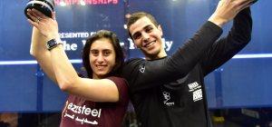 May Rankings : Farag and Sherbini retain top spots