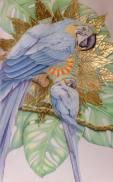 Macaw Mandala