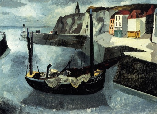 Wood,TheQuay,Dieppe(1929)