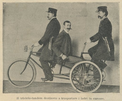 triciclo-tandem