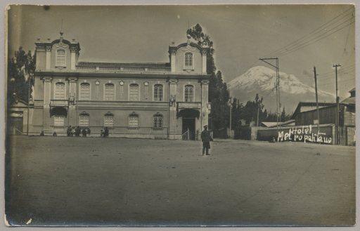 HotelMetropolitano(exterior)