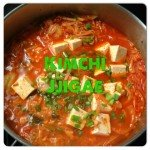 Kimchi Stew Jjigae 김치 찌개