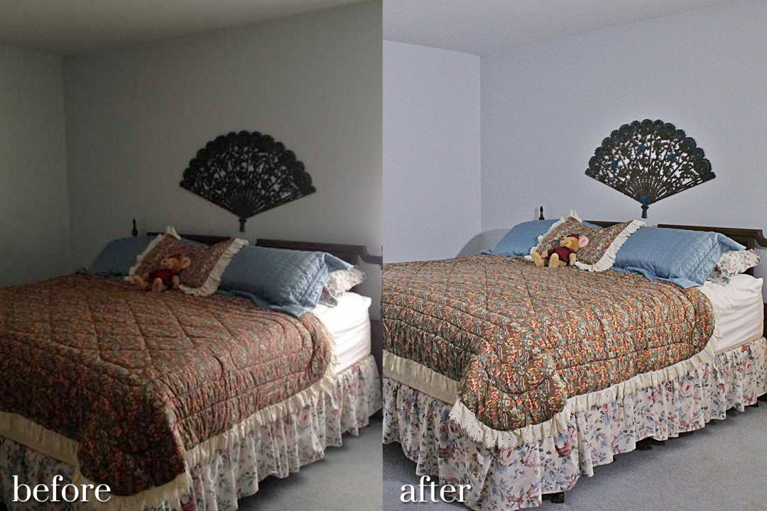 SRM Media >>> Real Estate Photography Before & Afters