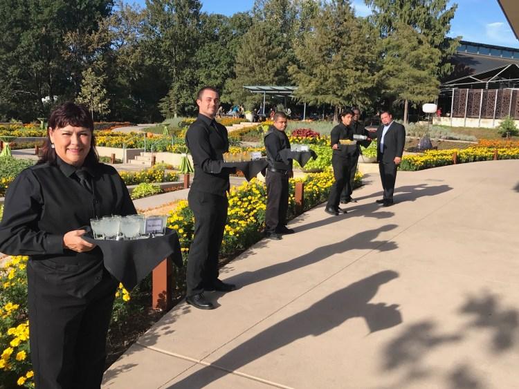 Event staffing dallas waitstaff