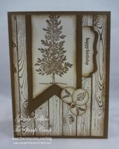Hardwood Lovely As a Tree Banner Framelits