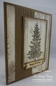 Lovely As a Tree woodgrain