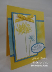 Stampin' Up Too Kind