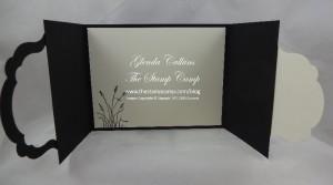 Interlocking card Wetlands Inside