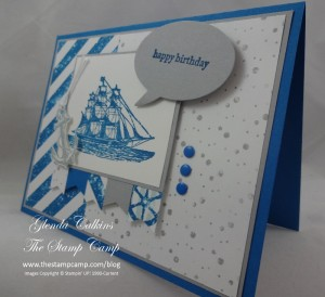 Stampin' Up! Open Sea 2