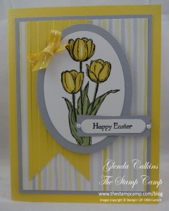 Blessed Easter Daffodil Delight