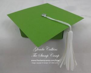 Graduation Treat Box Hat