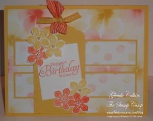 Petite Petals Watercolor Wonder DSP
