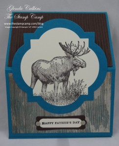 Stampin' Up! Walk in the Wild Easel
