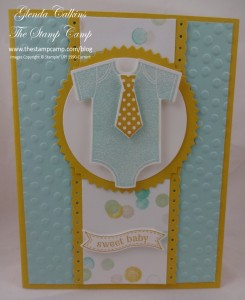 Something for Baby Stampin' Up
