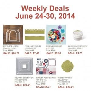 deals June 24-30