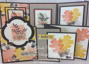 For All Things Stamp set of the month