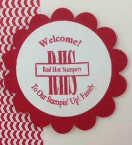 Red Hot Welcome