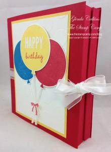 Celebrate Today Birthday Box Side View