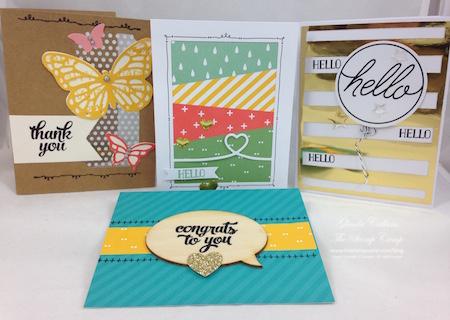 Tin of Cards Kit