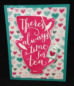 A Nice Cuppa Tea!