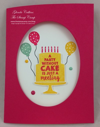 Party Wishes Trifold