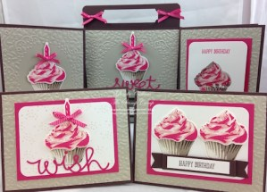 Stampin' Up! Sweet Cupcake Featured Stamp Set for July!